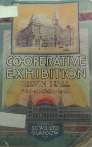 Front Cover of Exhibition Catalogue
